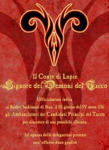 Proclama Principe demoni 1-1